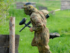 Paintball & Barbecue